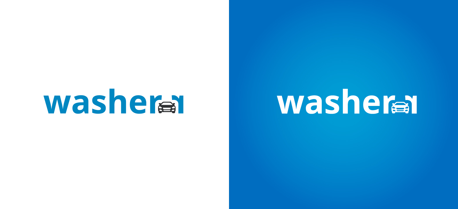 washer logo