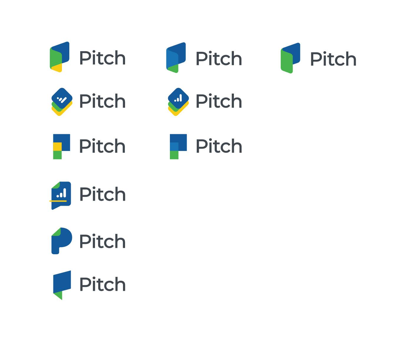 Pitch Logos
