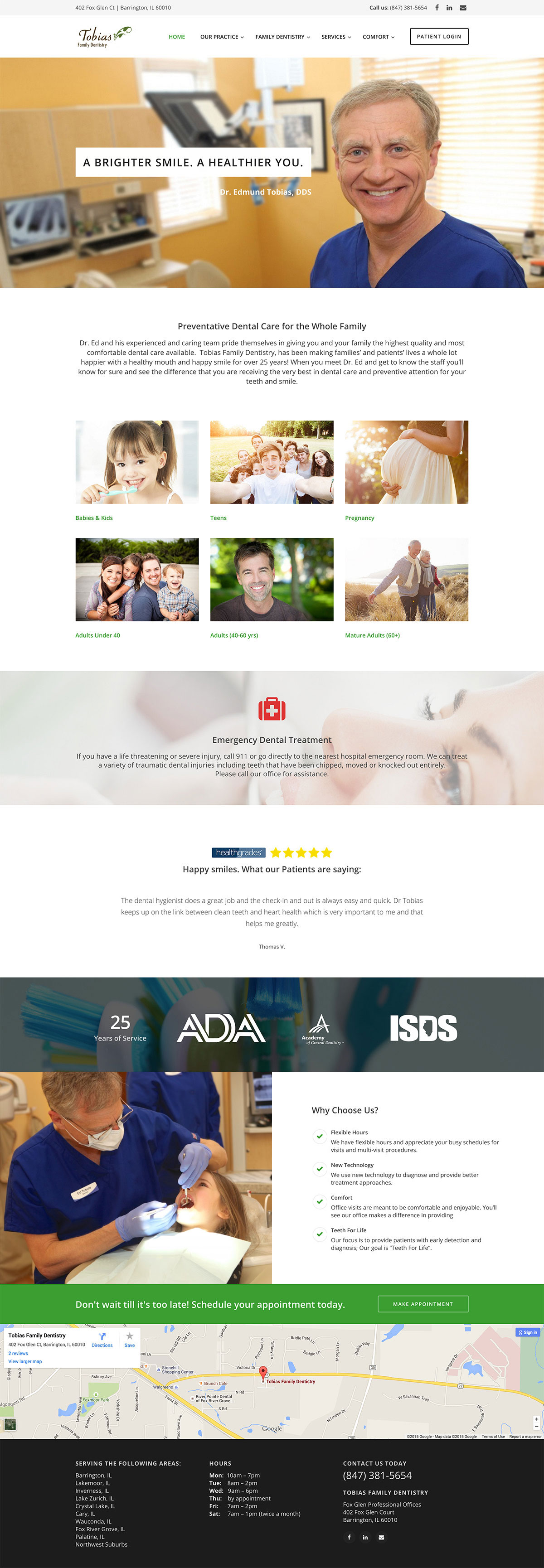 tobias website
