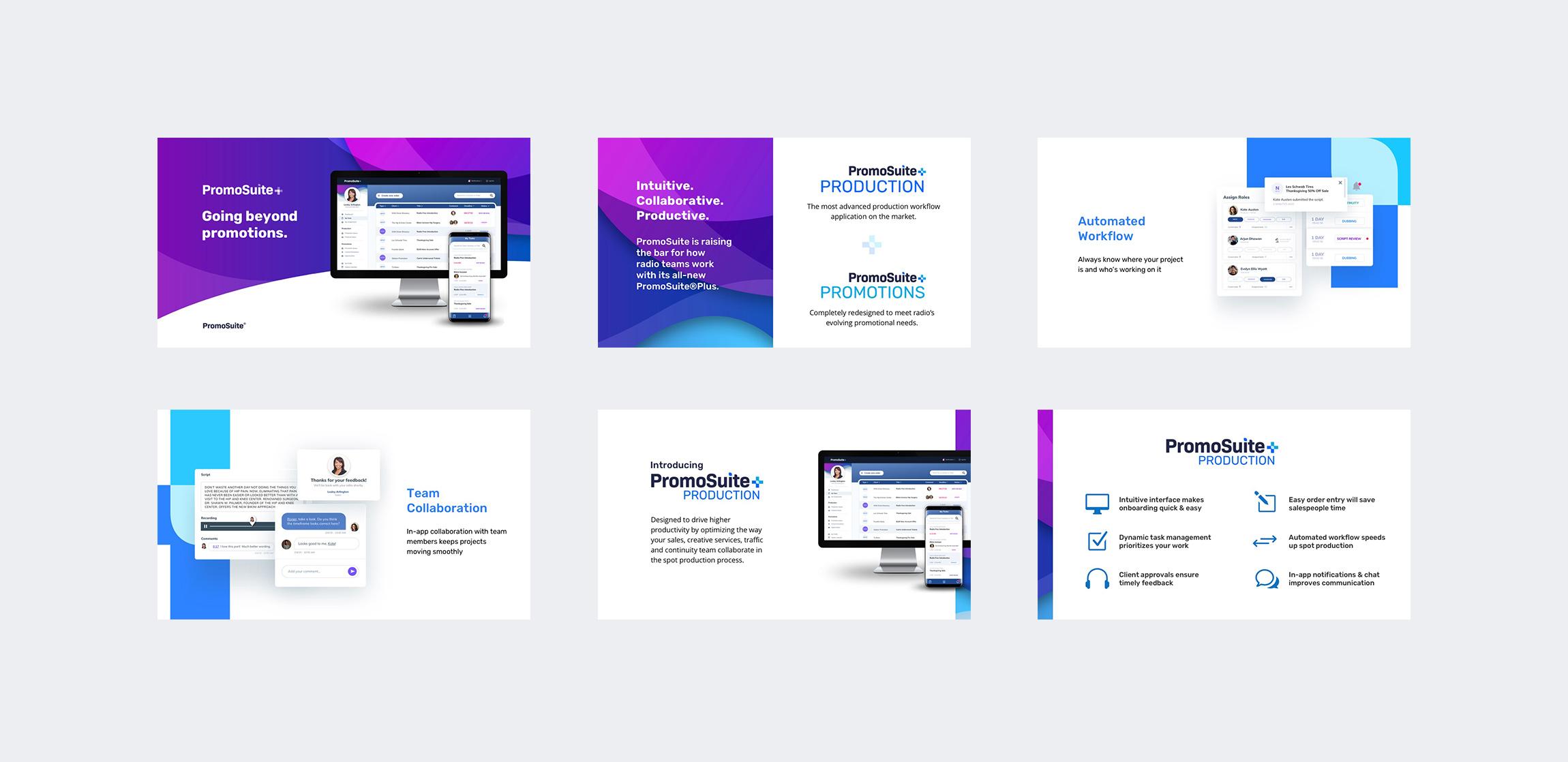 Promosuite Powerpoint Deck