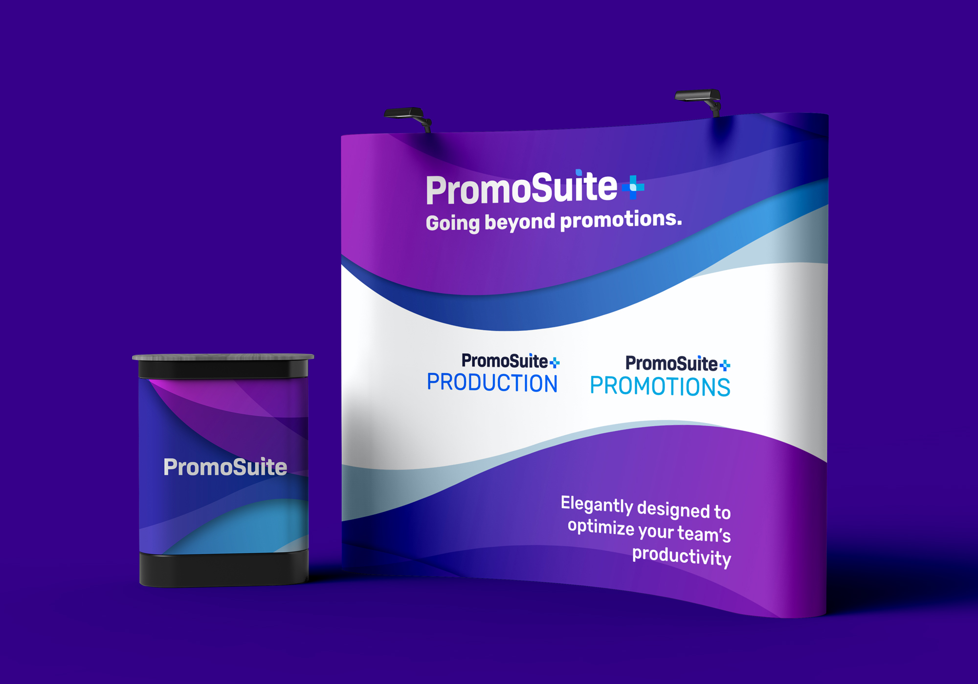 Promosuite Booth