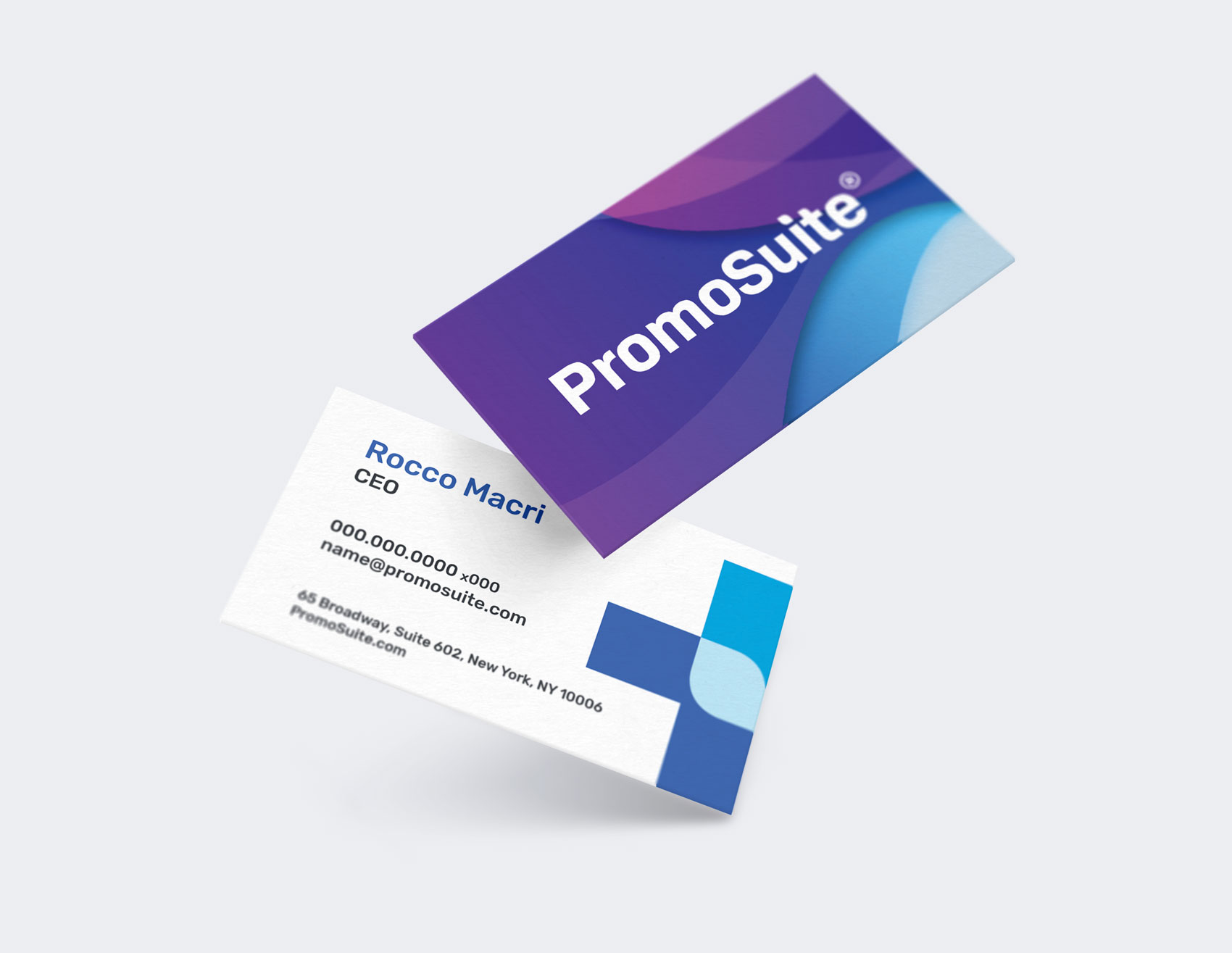 Promosuite Business Cards